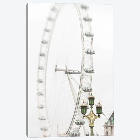 London Eye II Canvas Print #WAC6873} by Keri Bevan Canvas Art Print