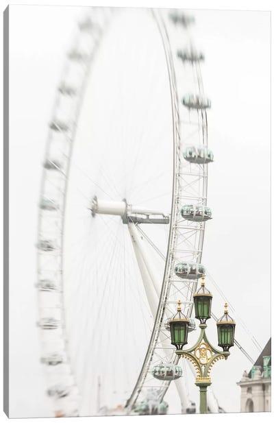 London Eye II Canvas Art Print