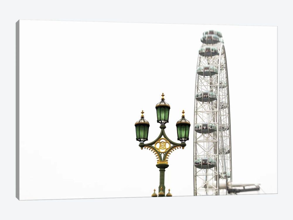 London Eye III by Keri Bevan 1-piece Canvas Wall Art