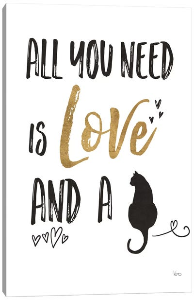 Pet Love IV Canvas Art Print