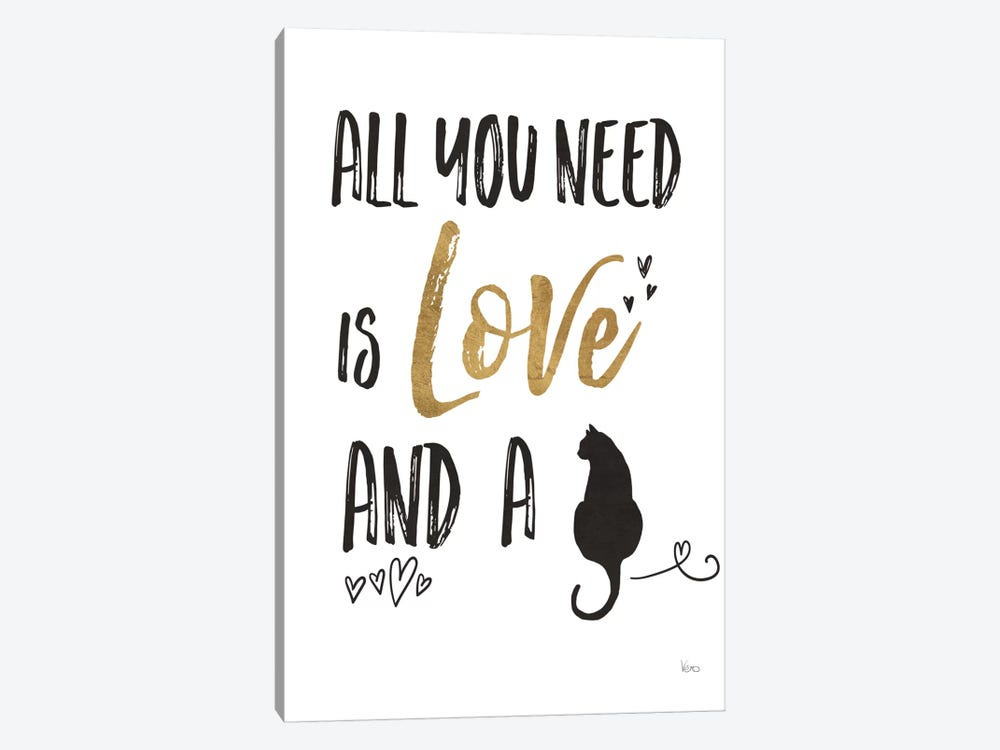 Pet Love IV by Veronique Charron 1-piece Art Print