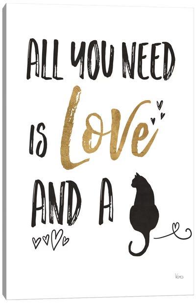 Pet Love IV Canvas Art Print