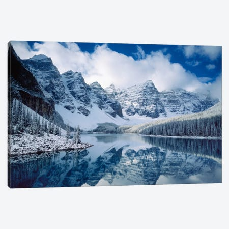 Moraine Lake Canvas Print #WAC6940} by Alan Majchrowicz Canvas Print