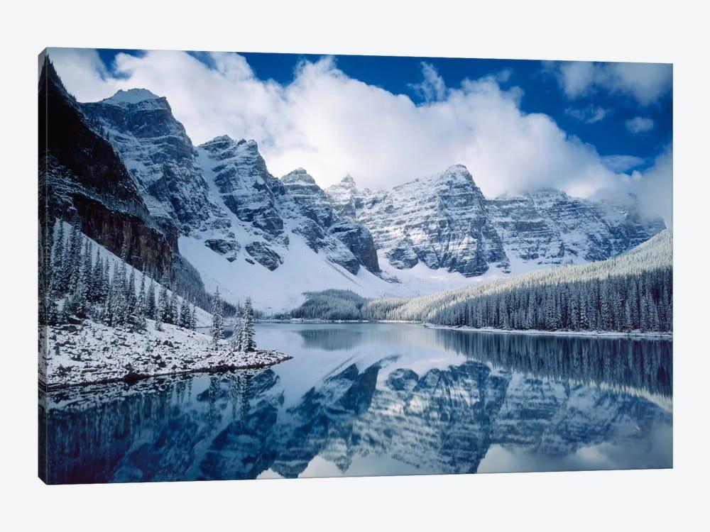 Moraine Lake by Alan Majchrowicz 1-piece Canvas Wall Art