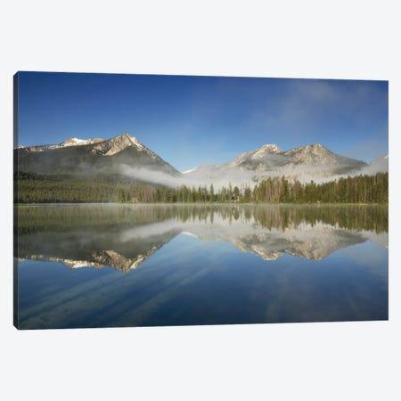 Petit Lake Reflection Canvas Print #WAC6942} by Alan Majchrowicz Canvas Print