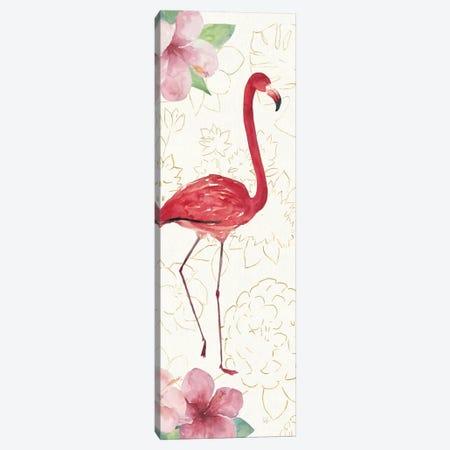 Tropical Fun Bird VI Canvas Print #WAC6948} by Harriet Sussman Canvas Art Print