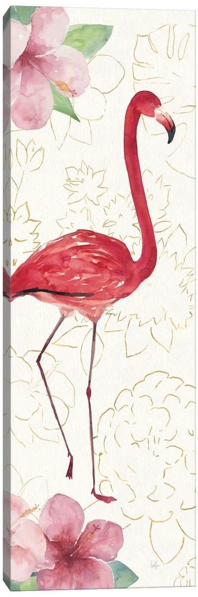 Tropical Fun Bird VI Canvas Art Print