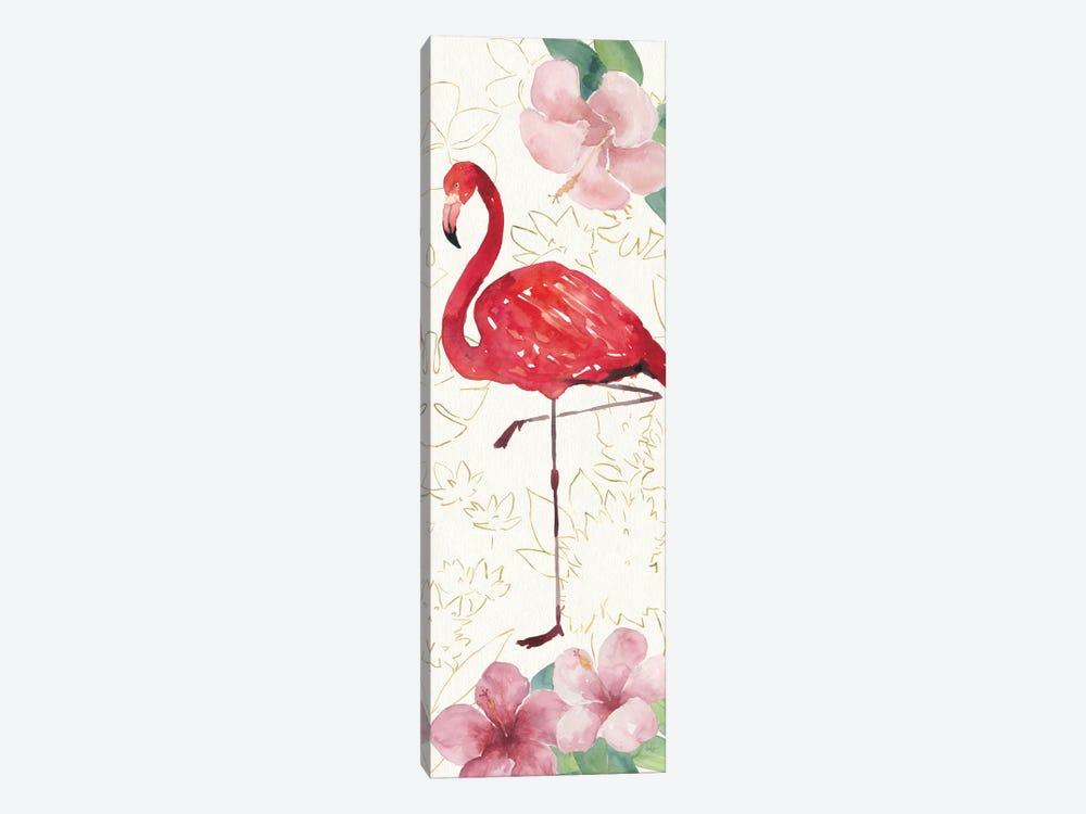 Tropical Fun Bird VII by Harriet Sussman 1-piece Art Print