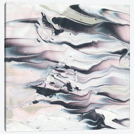 Marbling V Crop Canvas Print #WAC6967} by Piper Rhue Canvas Artwork