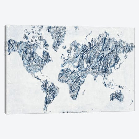World On A String Canvas Print #WAC6969} by Piper Rhue Canvas Art Print