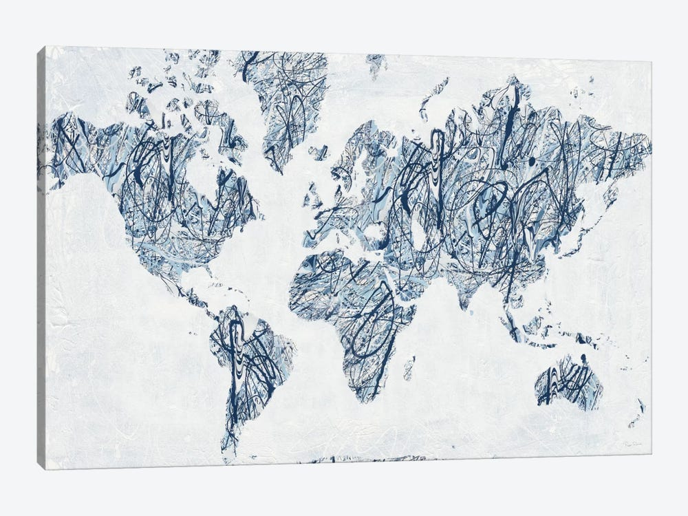 World On A String 1-piece Art Print