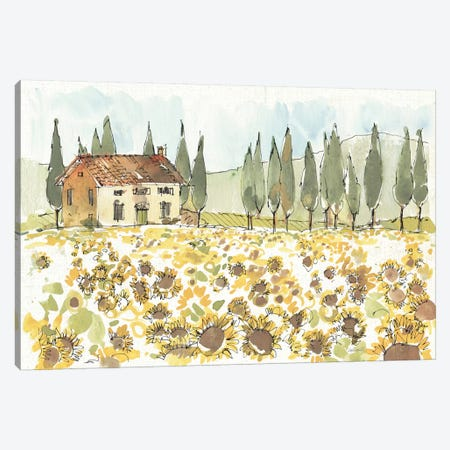 Tuscan Elegance I Canvas Print #WAC6970} by Anne Tavoletti Canvas Artwork
