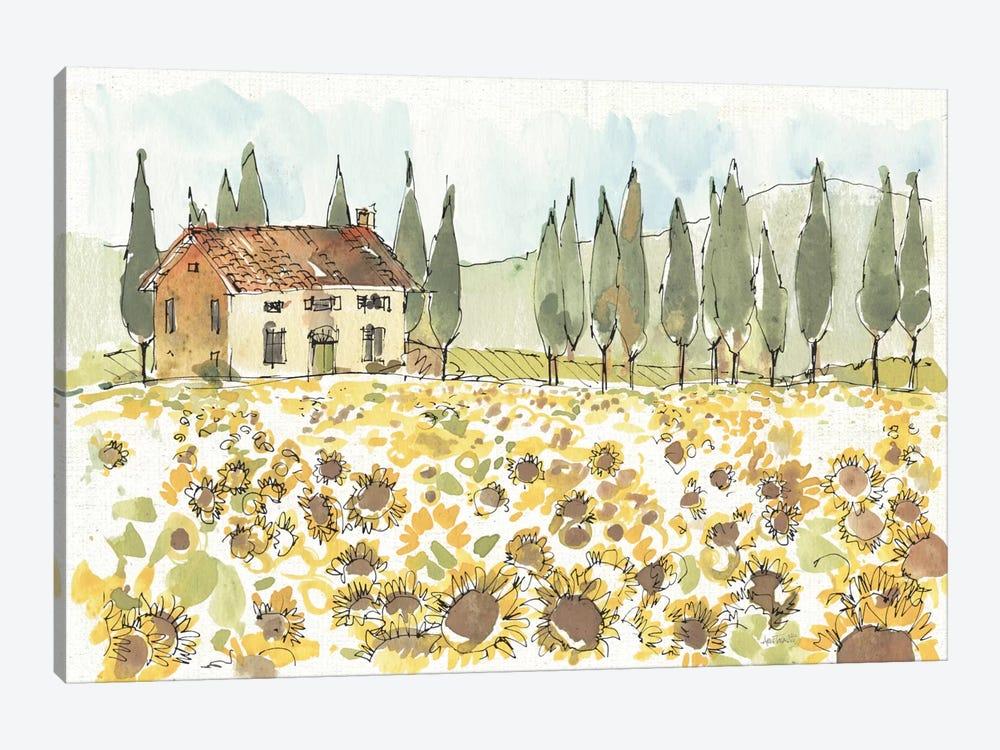 Tuscan Elegance I by Anne Tavoletti 1-piece Canvas Art Print