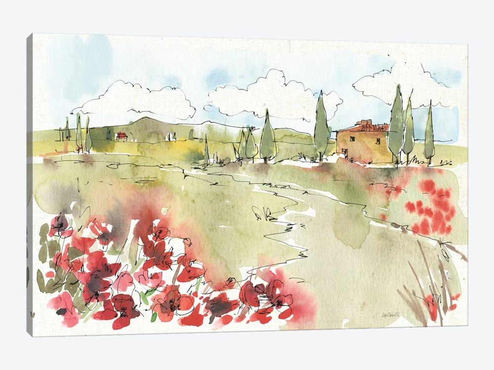 Tuscan Elegance II by Anne Tavoletti 1-piece Canvas Art