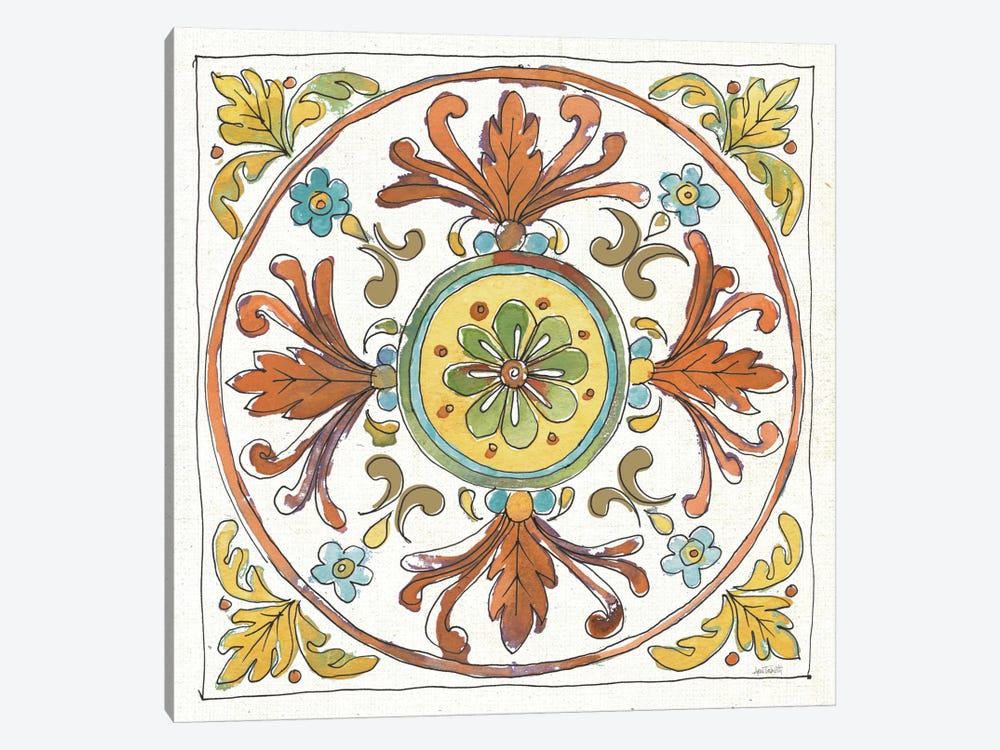 Tuscan Elegance IX by Anne Tavoletti 1-piece Art Print