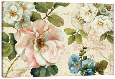 Les Jardin I Canvas Print #WAC697
