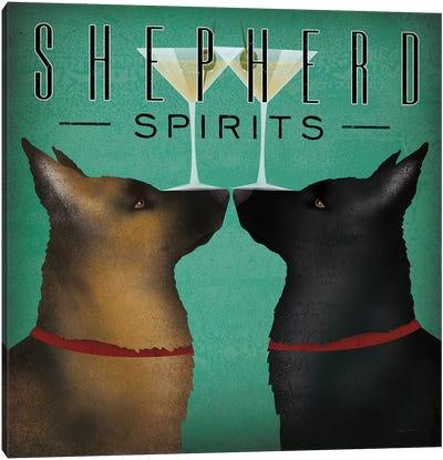 Shepherd Spirits Canvas Art Print