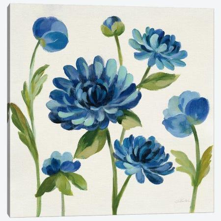 Seaside Garden II Canvas Print #WAC6993} by Silvia Vassileva Canvas Wall Art