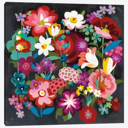 Alpine Florals Canvas Print #WAC7002} by Danhui Nai Canvas Art Print