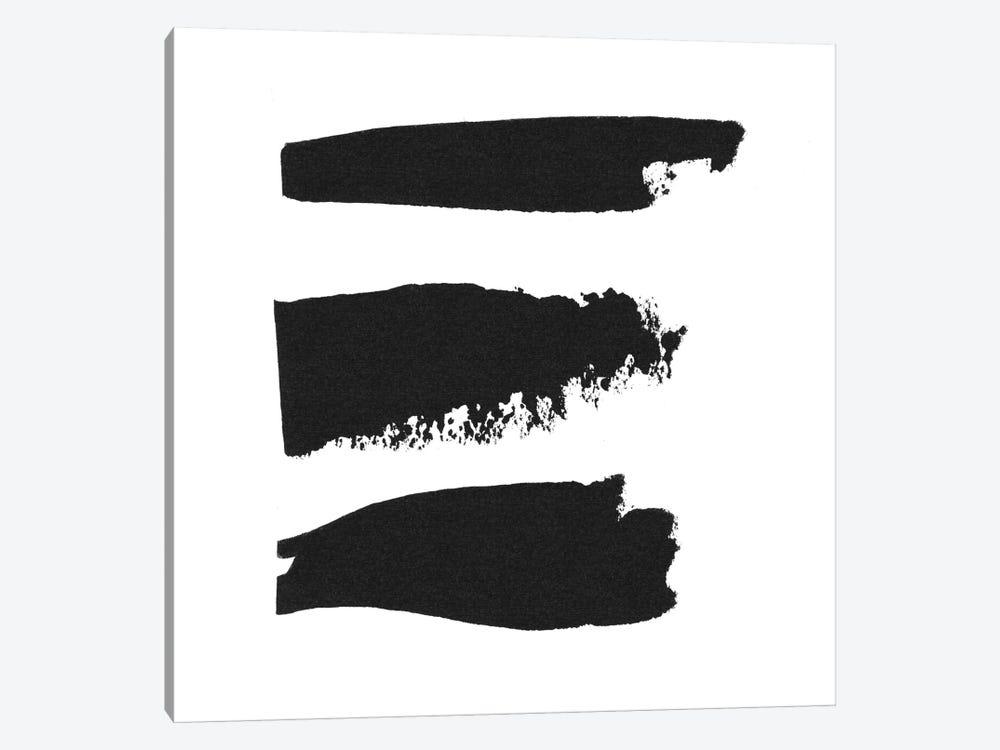 Three's Company I by Sarah Adams 1-piece Canvas Art Print