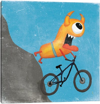 Xtreme Monsters I Canvas Art Print