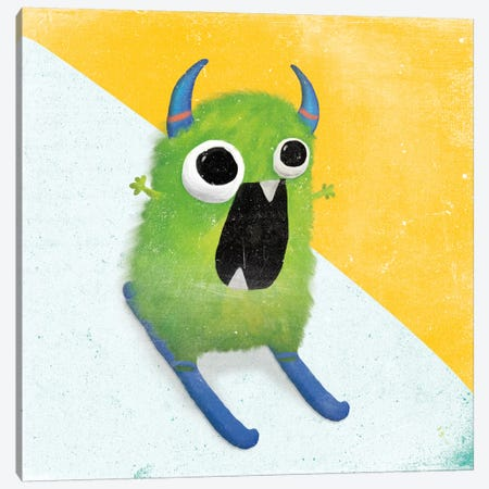Xtreme Monsters II Canvas Print #WAC7028} by Sarah Adams Canvas Art Print