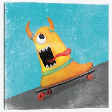 Xtreme Monsters IV Canvas Print #WAC7030} by Sarah Adams Canvas Artwork