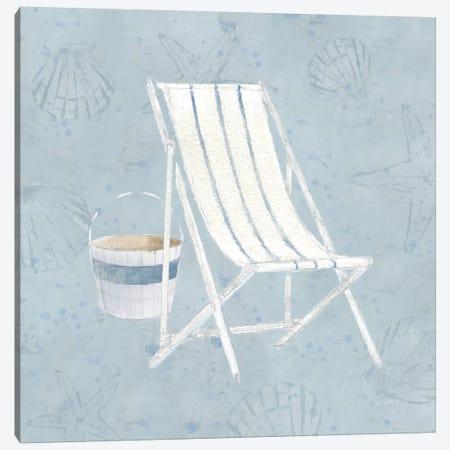 Serene Seaside III Canvas Print #WAC7038} by James Wiens Canvas Art