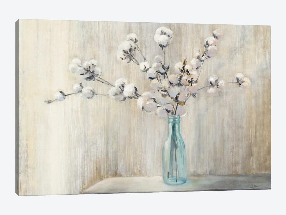 Cotton Bouquet by Julia Purinton 1-piece Canvas Wall Art