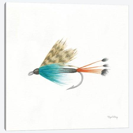 Gone Fishin V Canvas Print #WAC7055} by Elyse DeNeige Canvas Print