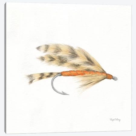 Gone Fishin VI 3-Piece Canvas #WAC7056} by Elyse DeNeige Canvas Print