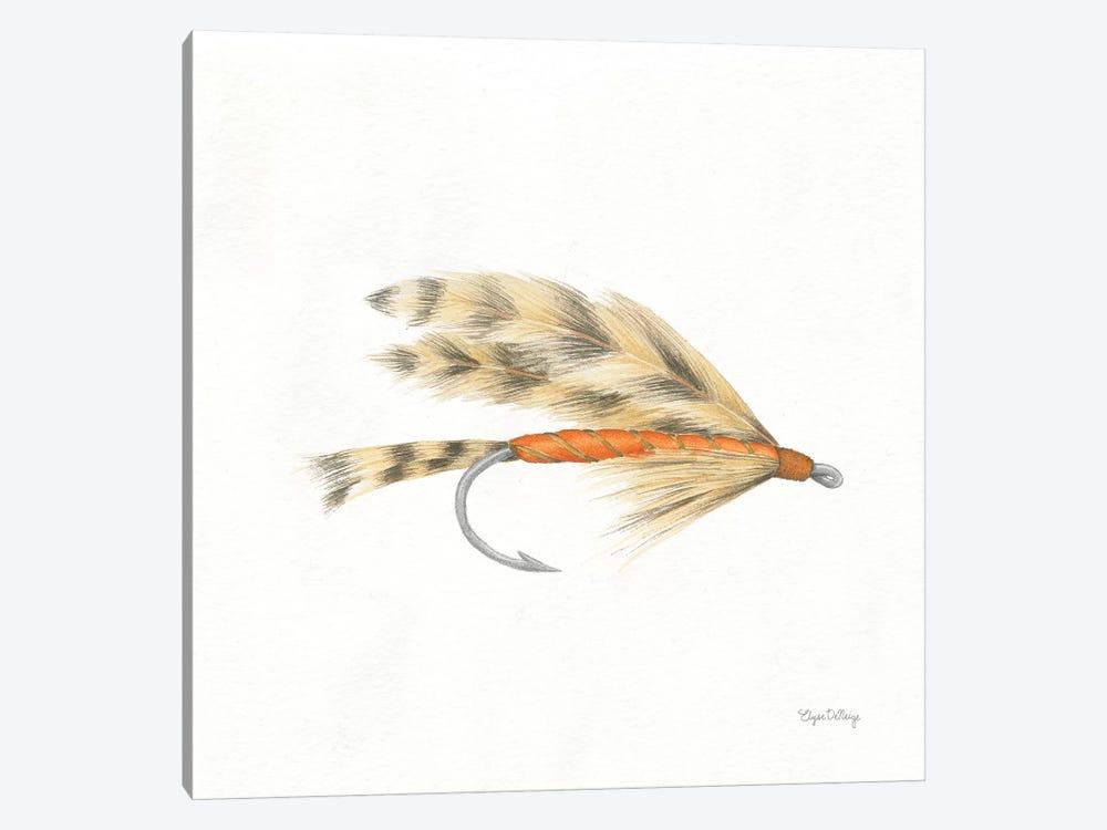 Gone Fishin VI by Elyse DeNeige 1-piece Canvas Print