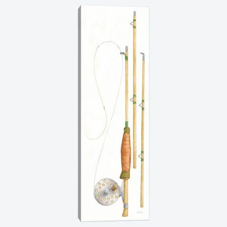 Gone Fishin XI Canvas Print #WAC7059} by Elyse DeNeige Canvas Art