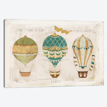 Balloon Expo I Canvas Print #WAC7094} by Katie Pertiet Canvas Art Print