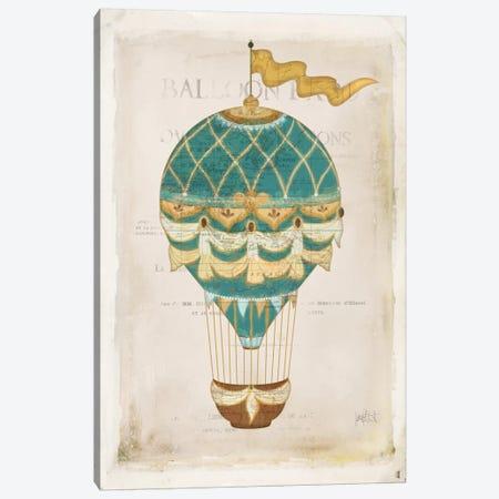 Balloon Expo II Canvas Print #WAC7095} by Katie Pertiet Canvas Art Print