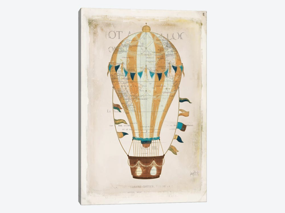Balloon Expo III 1-piece Art Print