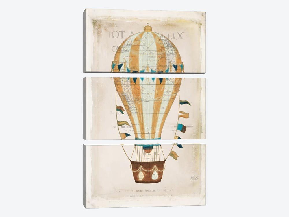 Balloon Expo III 3-piece Art Print