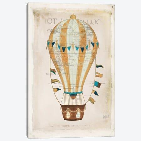 Balloon Expo III Canvas Print #WAC7096} by Katie Pertiet Art Print