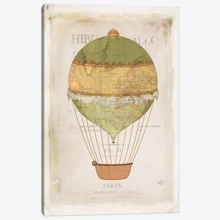 Balloon Expo IV 3-Piece Canvas #WAC7097} by Katie Pertiet Art Print