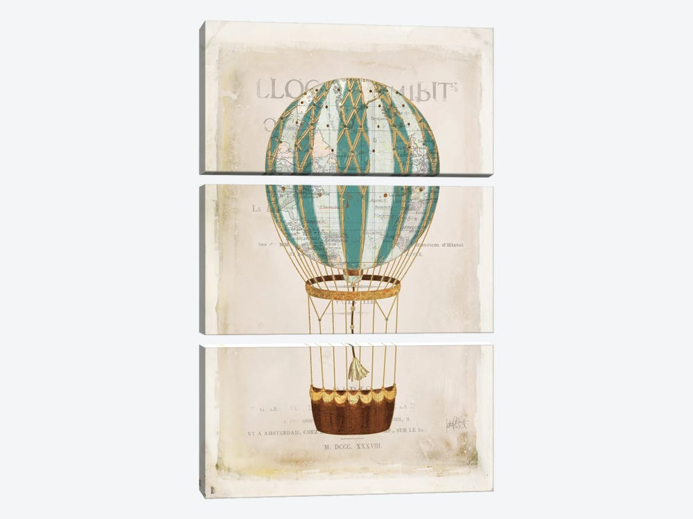 Balloon Expo V by Katie Pertiet 3-piece Art Print
