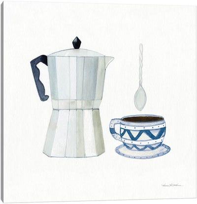 Coffee Break VII Canvas Art Print