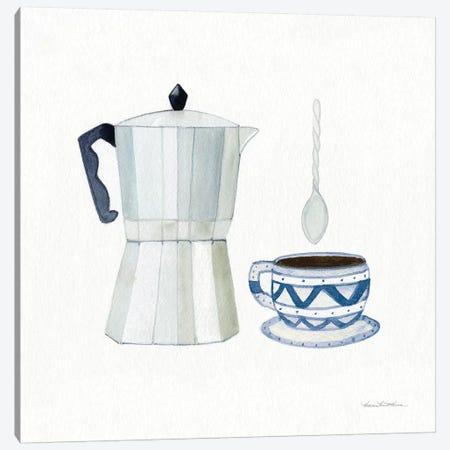 Coffee Break VII Canvas Print #WAC7122} by Kathleen Parr McKenna Canvas Wall Art