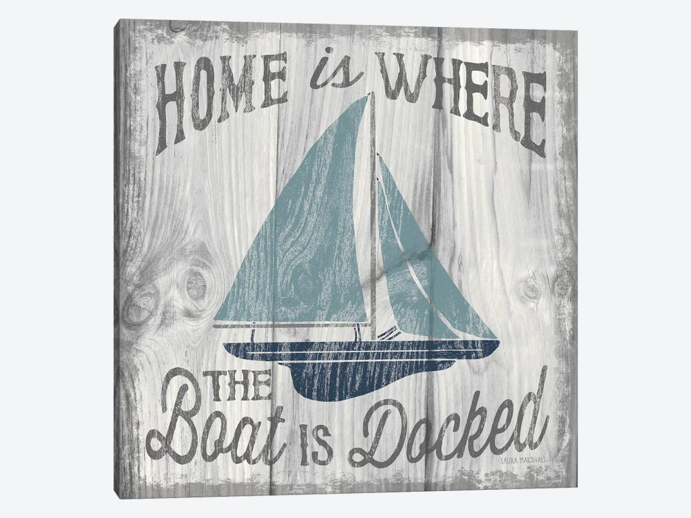 Up North IV by Laura Marshall 1-piece Canvas Art Print