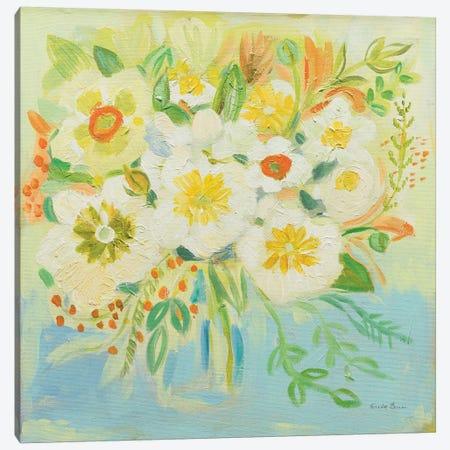 Camillia Canvas Print #WAC7142} by Farida Zaman Canvas Wall Art