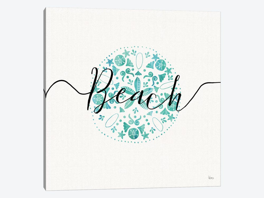 Sea Charms II by Veronique Charron 1-piece Canvas Art