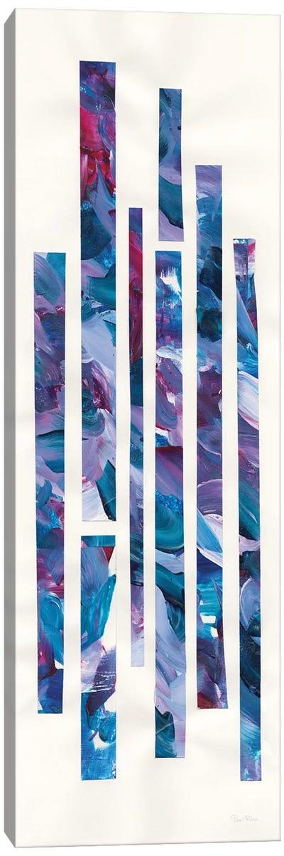Ribbons Of Jewels I Canvas Art Print
