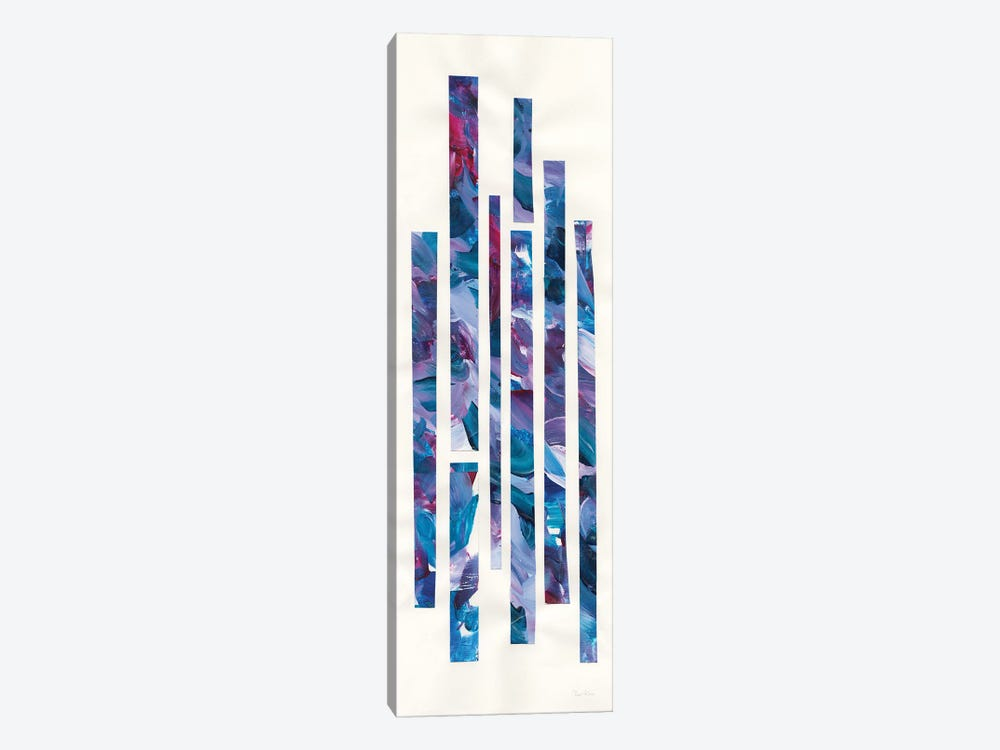 Ribbons Of Jewels I by Piper Rhue 1-piece Canvas Art