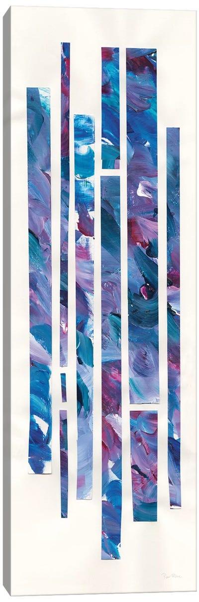 Ribbons Of Jewels II Canvas Art Print