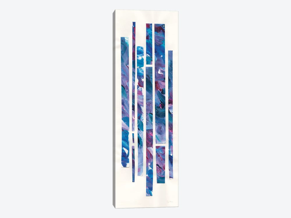 Ribbons Of Jewels II by Piper Rhue 1-piece Art Print