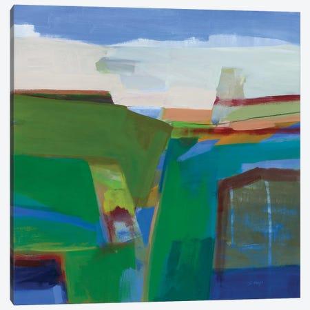 Clear Day Canvas Print #WAC7165} by Jo Maye Art Print